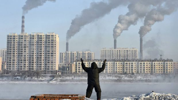 China says poor nations need help - including from Australia - to cope with climate change.