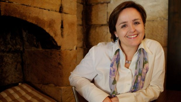 Wenona principal Briony Scott, who is married to ABC managing director Mark Scott, has been diagnosed with lung cancer.
