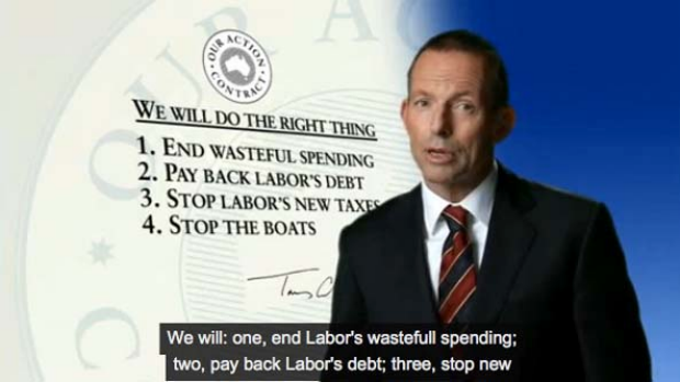 Liberal Party election advertising on YouTube.
