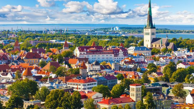 Estonia has been plagued by propaganda and cyberattacks.
