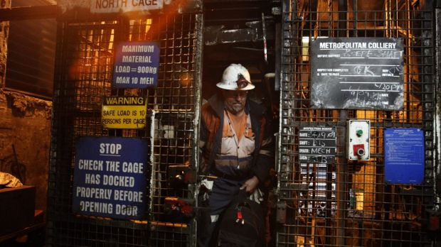 Jobs at Peabody's Metropolitan mine may be at risk from its deepening financial problems.