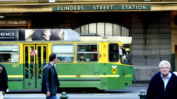 """Keolis Downer, which operates Yarra Trams in Melbourne, is """"evaluating"""" its possible involvement in the Canberra line."""