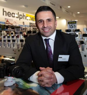 Dick Smith CEO Nick Abboud.