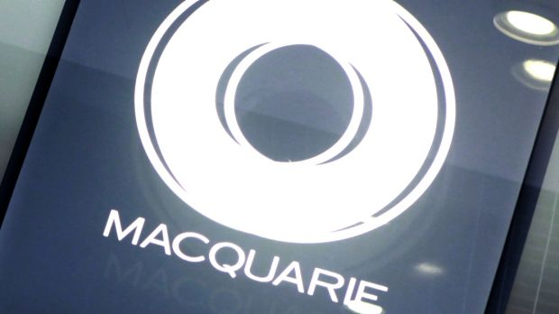 Macquarie Bank is among the Australian funds benefiting from heightened tensions in the world.