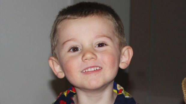 Three-year-old William Tyrell has been missing since Friday.