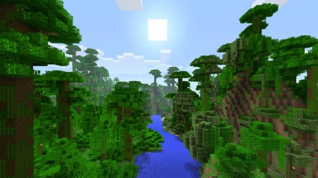 Minecraft requires creativity, but also a range of curriculum based skills such as maths, IT, and geography.