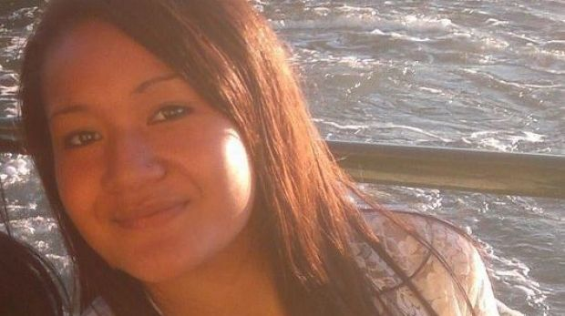 Puipuimaota Galuvao was driving without a licence when she ploughed into a shopfront in Sydney's south.
