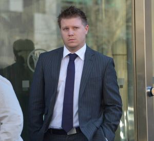 Former ABS worker Christopher Hill.