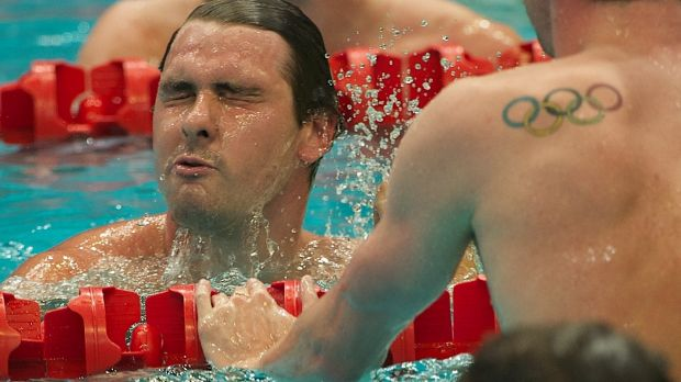 Pharmacy mistake: Ryan Napoleon almost missed out on the Delhi Commonwealth Games in 2010.