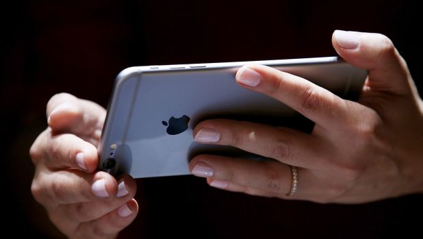 Regardless of which new iPhone you choose, you'll likely be using two hands.