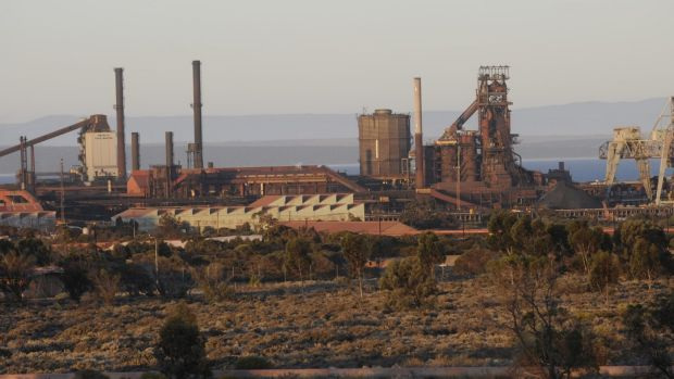 Arrium's Whyalla steelworks are now in the hands of a voluntary administrator.