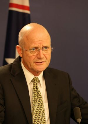 """Liberal Democrat senator David Leyonhjelm says what the latest IS video shows is that """"these people are not ..."""