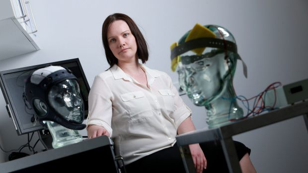 Neuropsychologist Kate Hoy says it's not good enough to be excellent any more when it comes to competing for science funding.