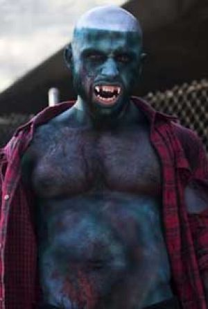 A character in the movie L.A. Zombie.