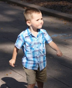 Missing: Three-year-old William Tyrell.