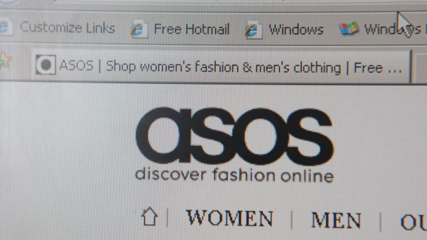 British online retailer ASOS has not traded since the results of the British EU referendum were announced