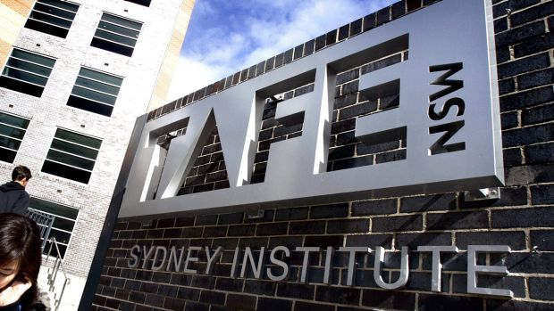 If this loan scheme is extended across basic TAFE qualifications, it will effectively shift a large cost from the states ...