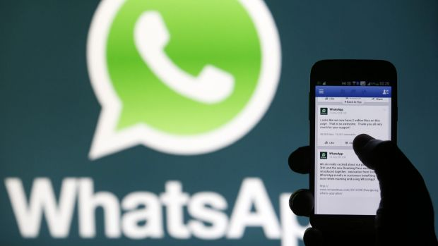 Messaging app Whatsapp is adding encryption to its service.