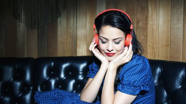 """Wireless audio ensures your late-night """"me time"""" doesn't bother anyone else."""