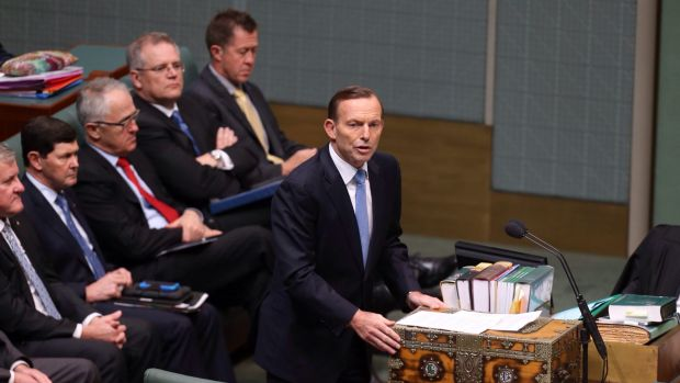 Prime Minister Tony Abbott warns that the curtailing of some freedoms is necessary.