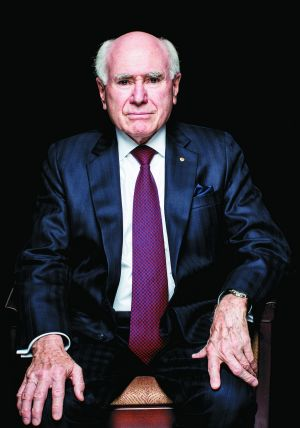 """""""Embarrassed"""" doesn't come close, John Howard."""