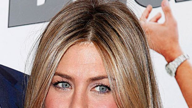 Everybody's friend ... Jennifer Aniston.