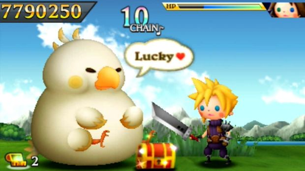 Many recurring features of the <i>Final Fantasy</i> series are here, including summons, bosses, magic and the fat chocobo.