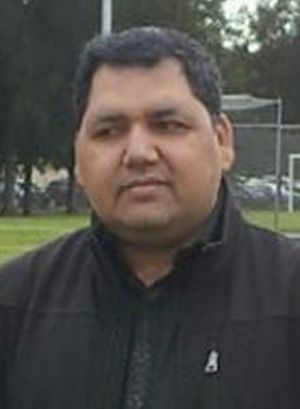 Adeel Khan has been charged with murder.