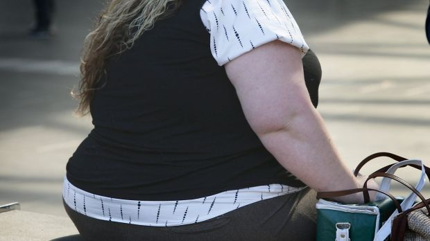 Data shows 36 per cent of Shepparton residents are obese, which is the highest rate in Victoria.