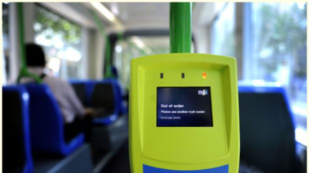 The government has so far refused to say when myki will be turned on for trams and buses in Melbourne.