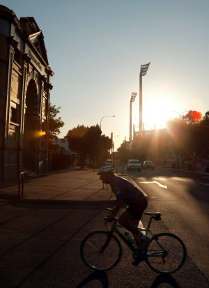 The City of Subiaco will spend $140,000 on cycling infrastructure this financial year.