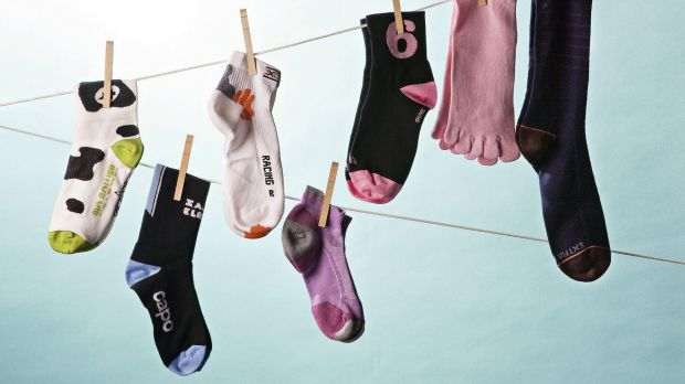 Why do missing socks go missing in the first place: life's greatest mystery.