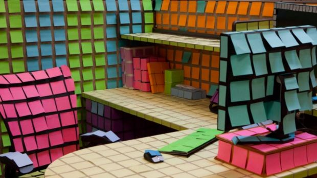 Post-it notes are everywhere in the physical world, but not so much when it comes to digital.