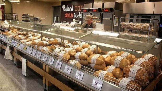 """Coles will not be able to label bread baked overseas and frozen """"fresh"""" for three years."""