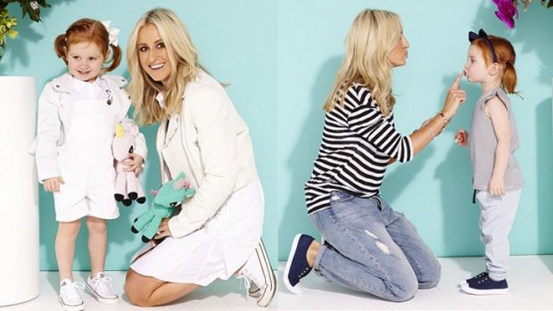 "Roxy Jacenko calls doctored images of daughter Pixie Curtis, 4, '""paedophilia""."