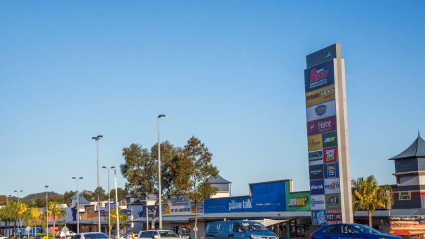 West Gosford Home Centre being sold by Savills and Colliers International.