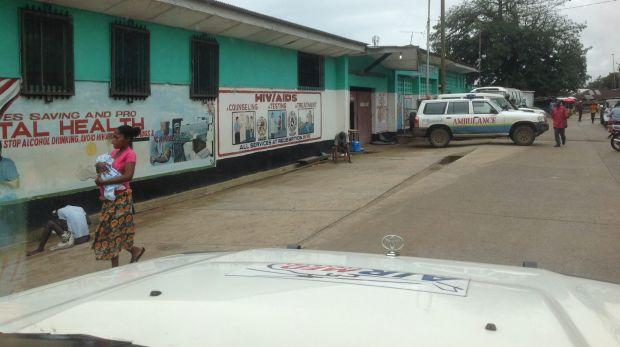 Frontline: Aspen Medical has  a clinic in Liberia to help with primary healthcare.