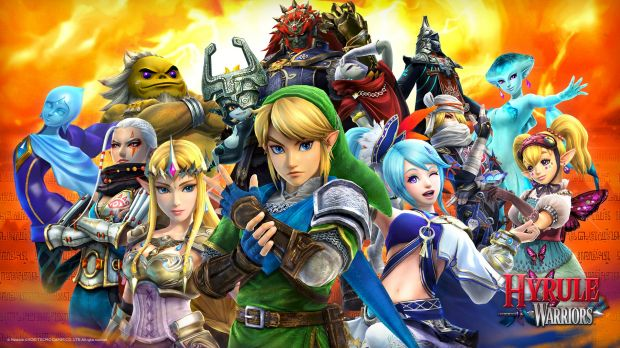 Playable characters include favourites from three <i>Legend of Zelda</i> games, with many more coming as paid ...