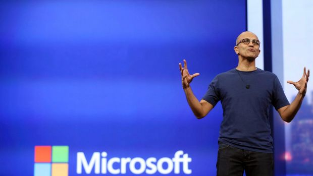 Satya Nadella is pressing ahead with making the company's tools available on any platform.