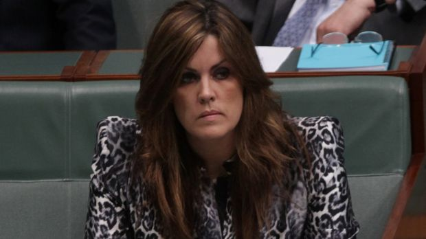 Driving force: Peta Credlin is widely perceived within cabinet as exercising too much power.