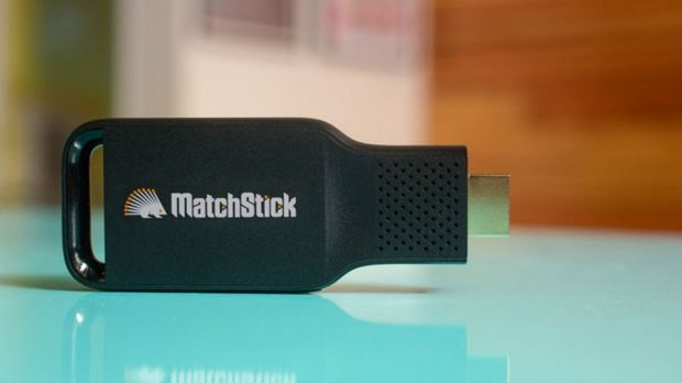 Mozilla's Matchstick streaming device.