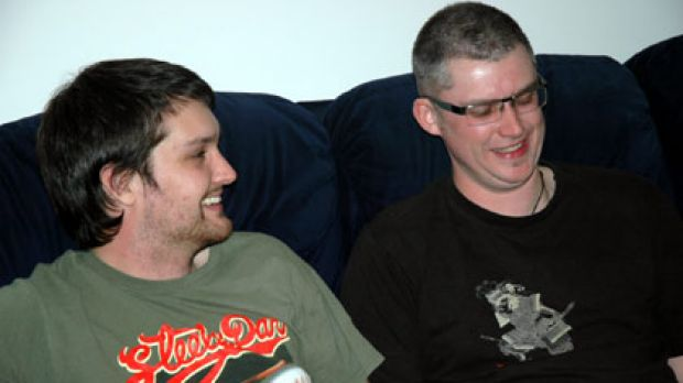 Matt Lovkis and Joachim Strand's sitcom pitch has proved to be a YouTube hit.