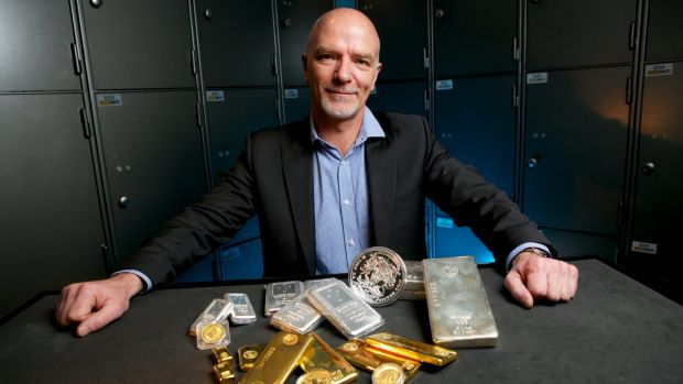 Neil Tremaine of Guardian Vaults says gold can provide immediate liquidity.