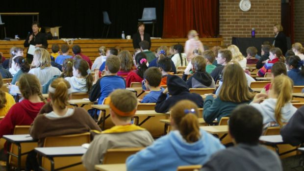 Most students sitting for the selective schools test this week will be unsuccessful in securing a place.