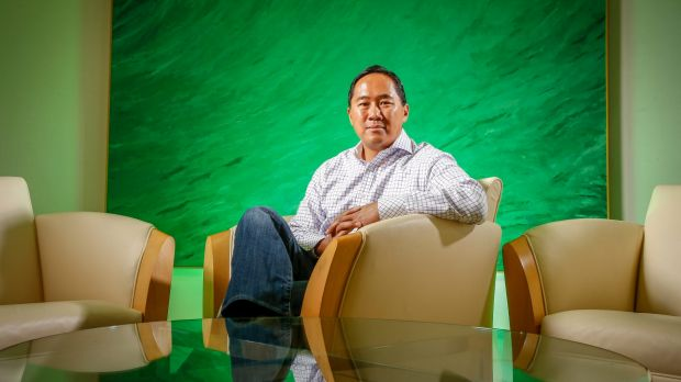 Accel Partners' Rich Wong says Australia is now on the radar of tech investors globally.