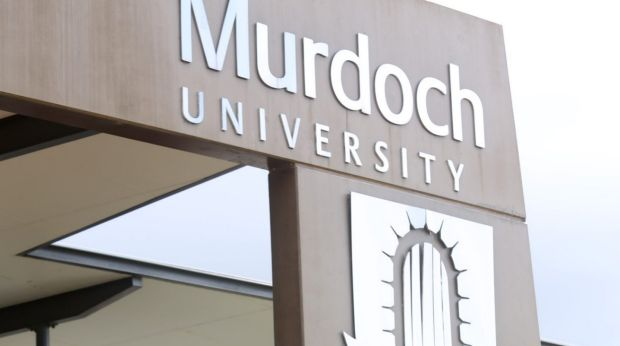 A Murdoch University staffer has been fired over abusive emails.