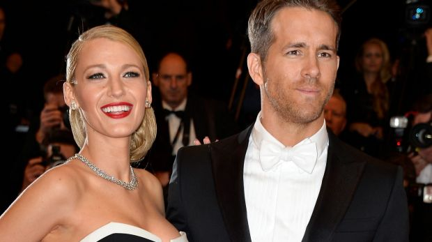 New baby? Blake Lively and Ryan Reynolds.
