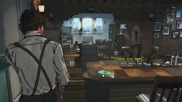 David's house, where he can unwind and get help from his friends, acts as the game's hub, but there's secrets to ...