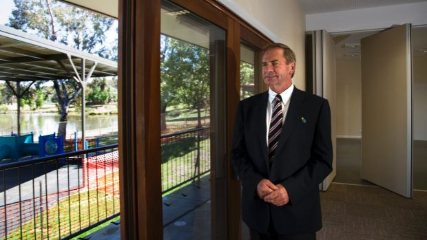 Queanbeyan mayor Tim Overall says  Fit For the Future could change the entire landscape and influence council priorities ...
