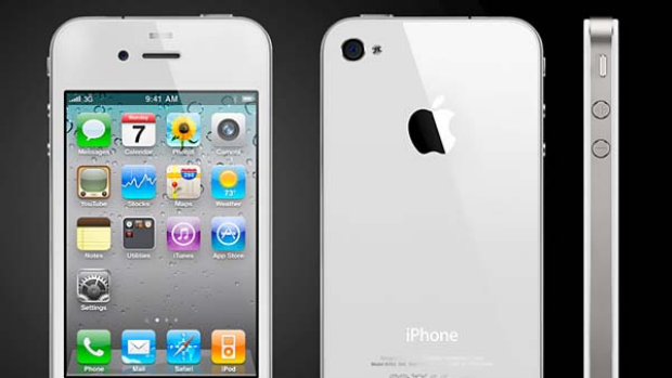 The new iPhone 4.